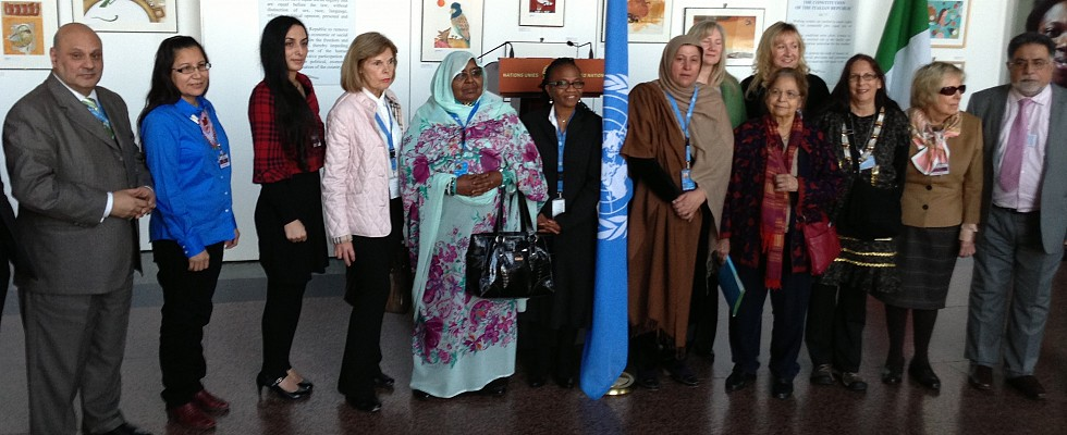 Protecting & Promoting Women Rights Conference