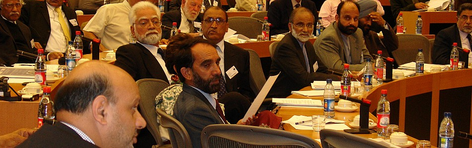 Global Discourse on Kashmir 2005